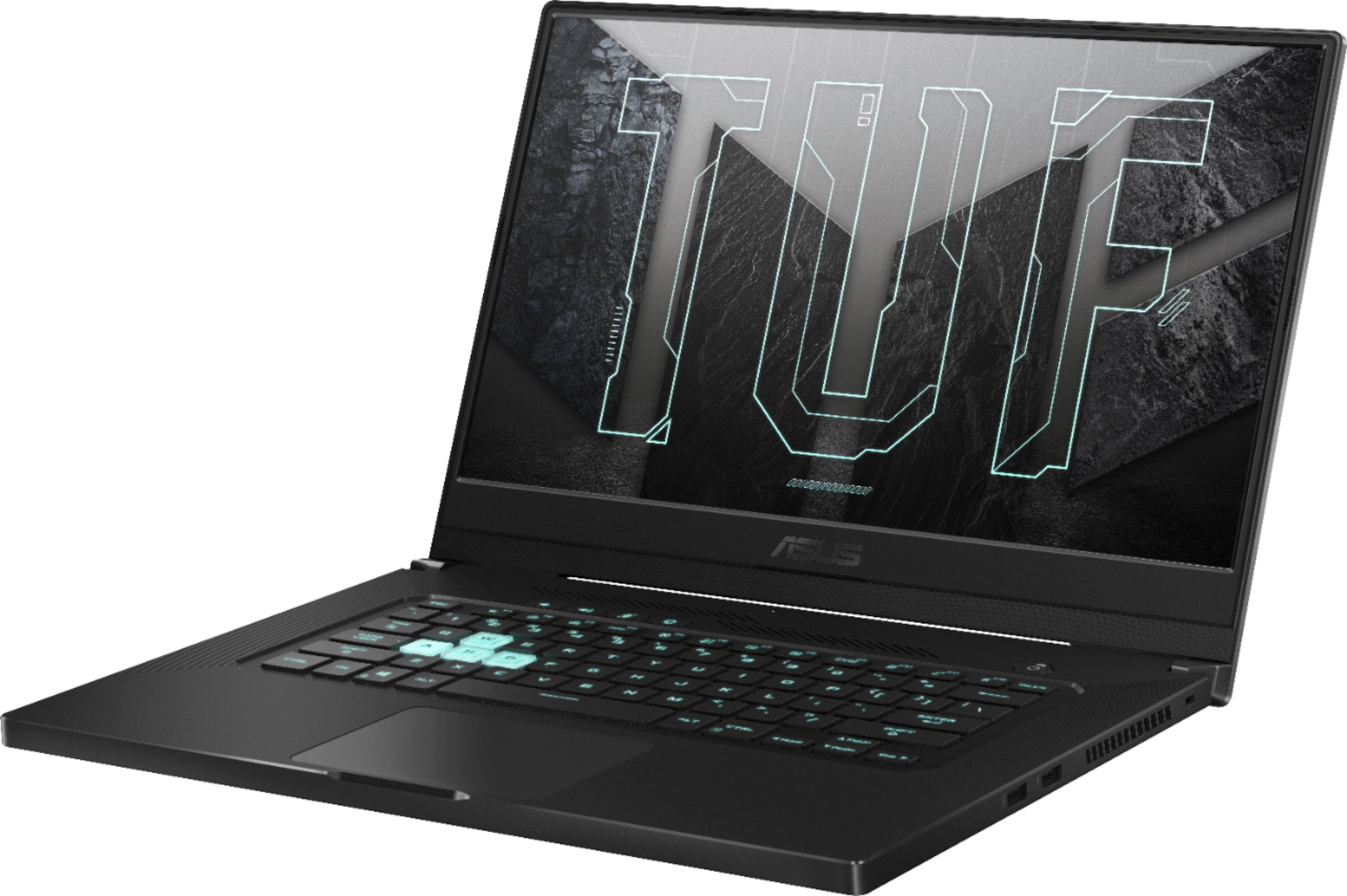 "BestBuy - ASUS - TUF DASH 15.6"" Gaming Laptop - Intel 11th Gen i7 - 16GB Memory - GeForce RTX 3070 - 1TB M.2 PCIEG3 SSD - Eclipse Grey - Eclipse Grey $1449.99"