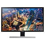 "Samsung 23.6"" PLS 3840x2160 / 4K / LED Monitor $350 (free shipping) HDMI 2.0 (x2), DP, 178° viewing angle (same as IPS)"