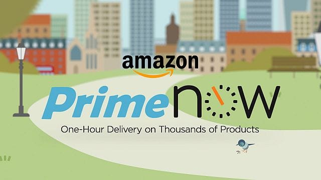 Amazon Prime Now: Free 1 Hour Delivery ($7.99 value) with code - Possible YMMV