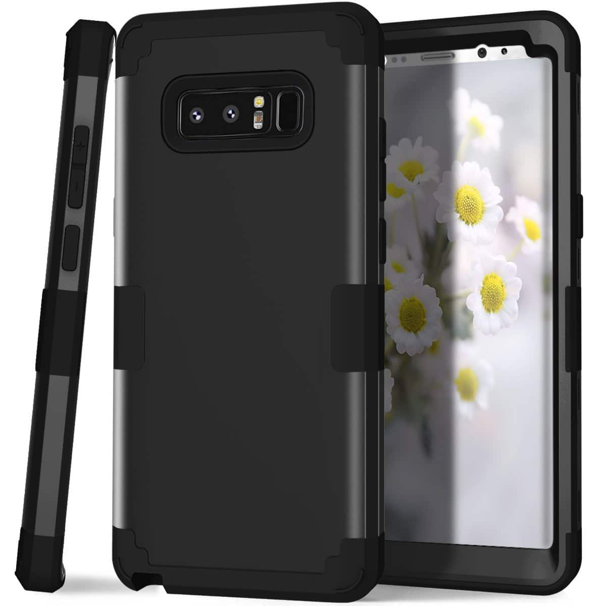 70% Off Code: Samsung Galaxy Note 8 Shockproof Bumper Case (All Colors) - $3.00 with code @ Amazon (Ships Prime)