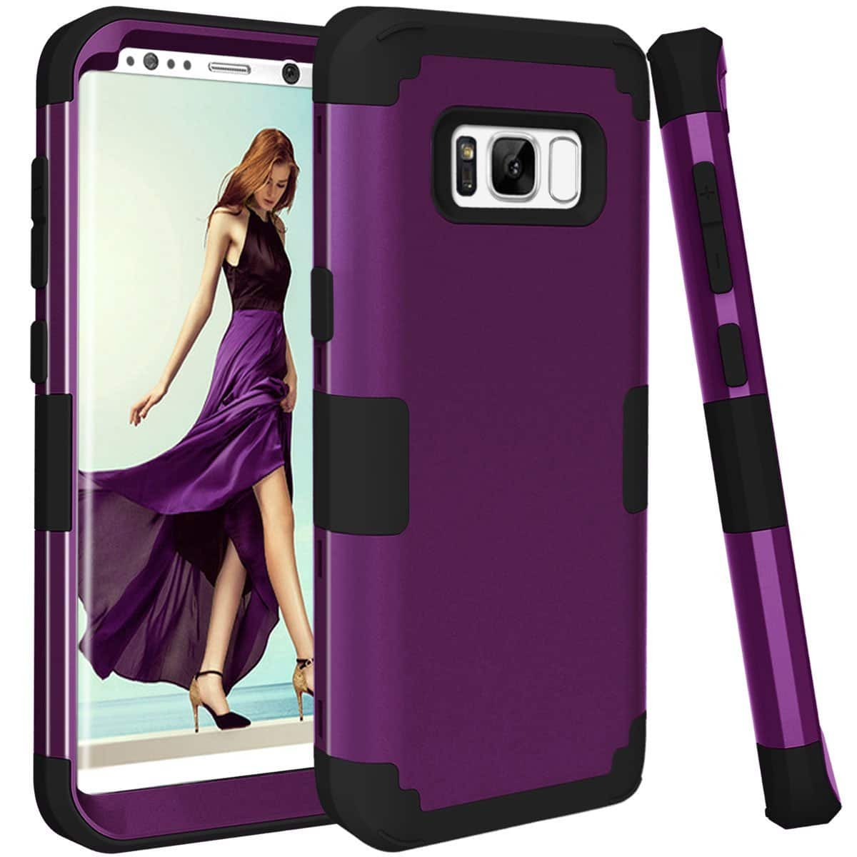 best sneakers 57249 14058 Samsung Galaxy S8 Plus case - $5 with code @ Amazon (Prime ...