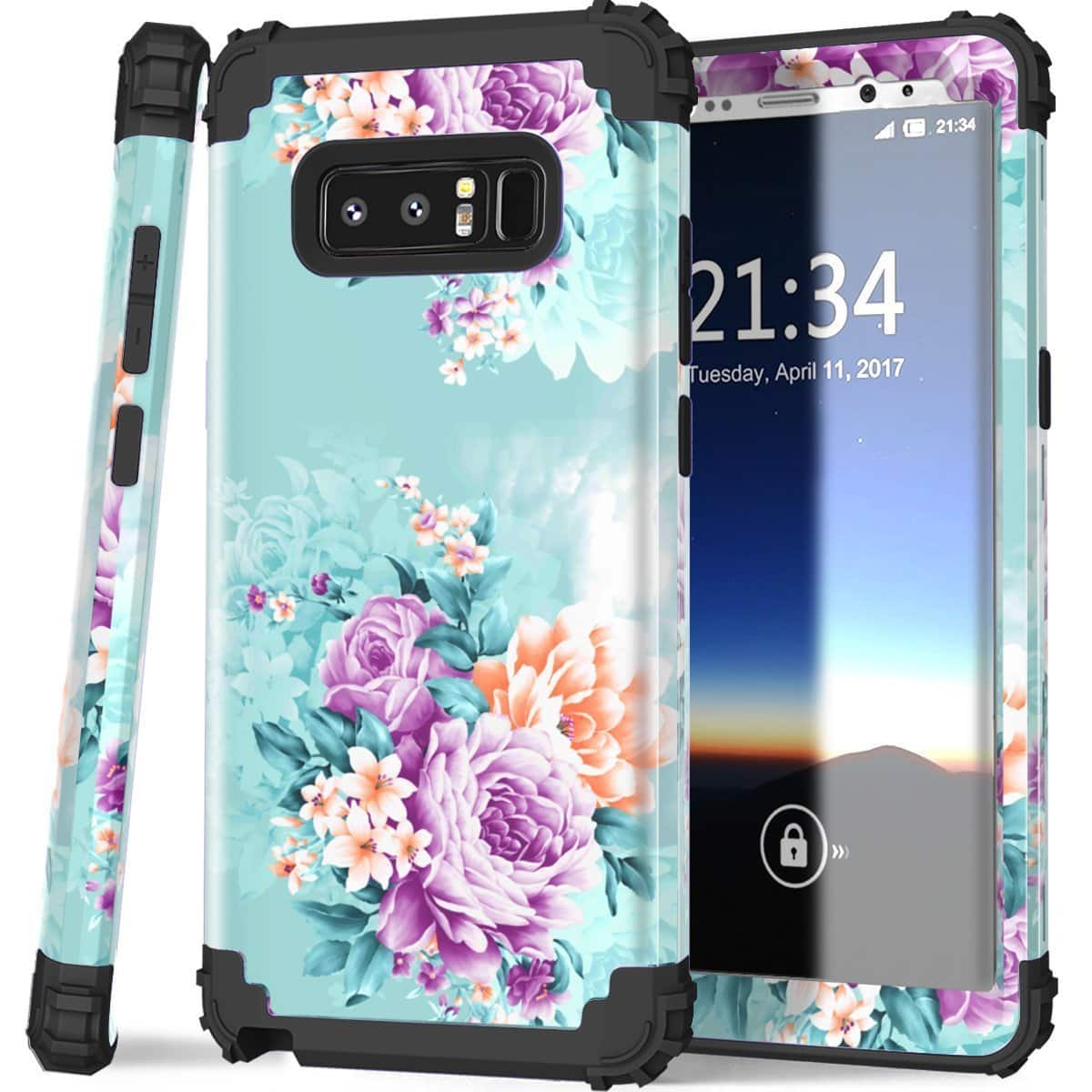 innovative design 5f08a c376a Select Samsung Galaxy S8, S8 Plus and Note 8 Cases - $3.49 @ Amazon ...