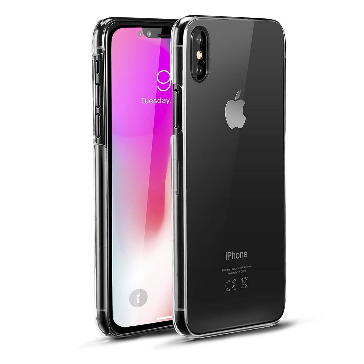 iPhone X Case Series 70% Off, Price from $3.29, Free Shipping @ Amazon