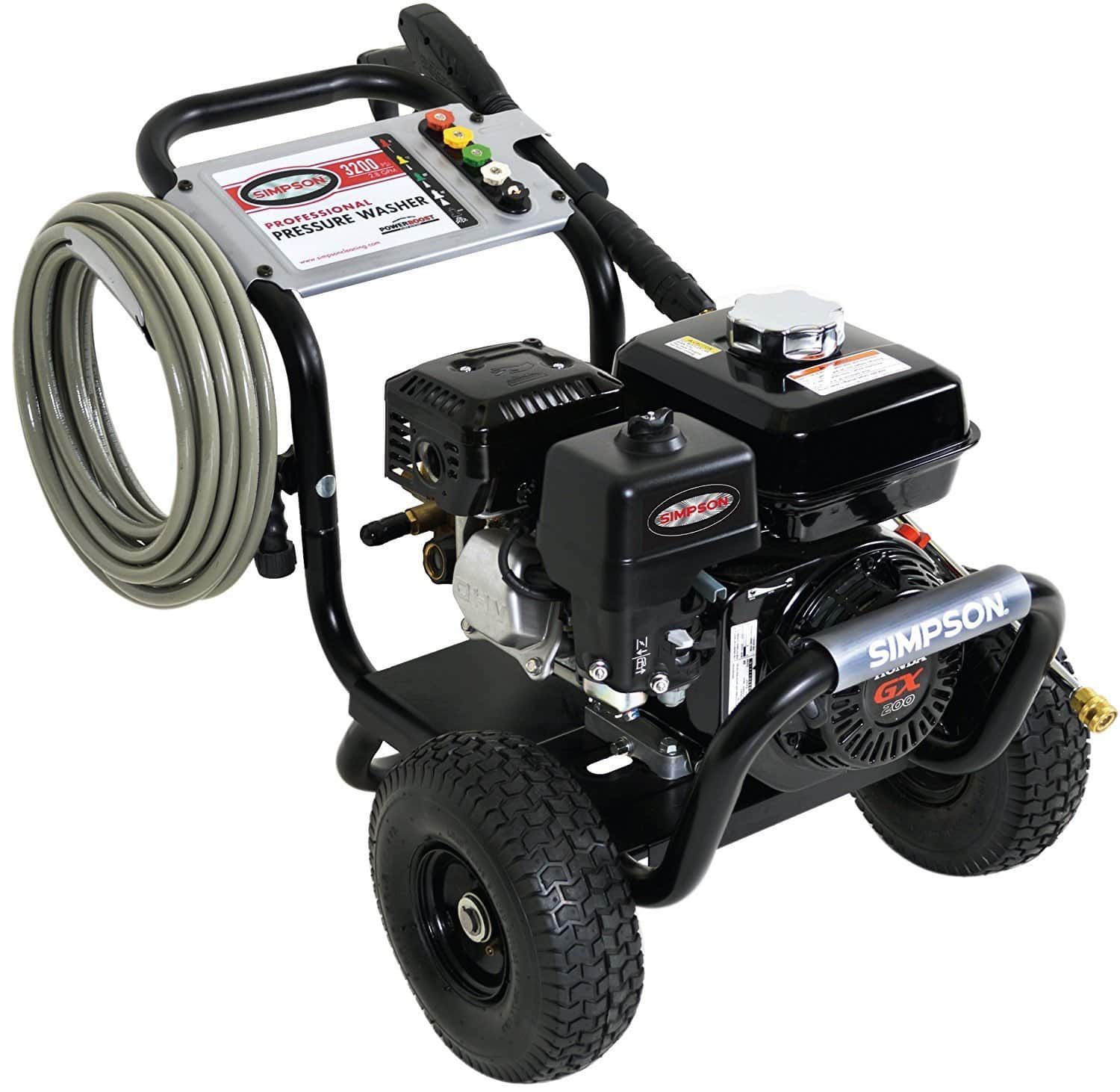 Simpson PowerShot 3200 PSI Gas Pressure Washer $449 shipped AC at Amazon.com