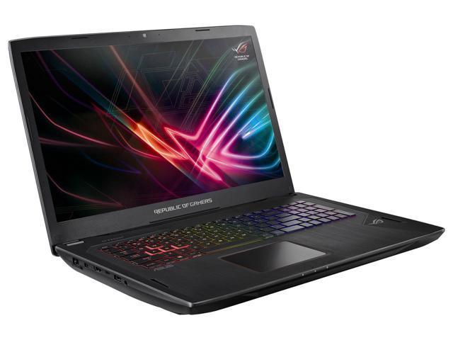"ASUS ROG GL702VI-WB74 17.3""FHD 120Hz Intel Core i7-7700HQ 2.80 GHz GTX 1080 8GB VRAM 16GB DDR4 Memory 256GB NVMe SSD+1TB HD $1879"