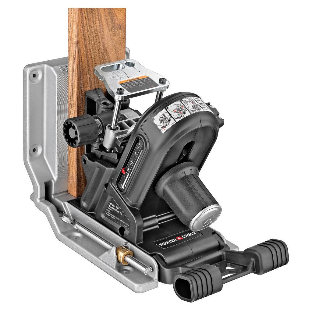 Porter Cable 560 Quick pocket hole Jig System $156.99 Amazon & Menards