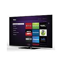 "Sam's Club Deal: JVC 65"" Class 1080p 120Hz Smart LED w/free Roku stick, Sams Club Cyber Monday Sale $698 Free Shipping"