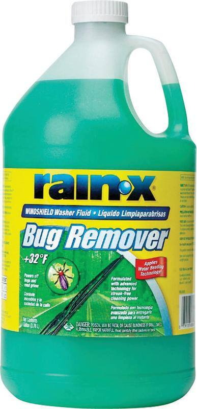Walmart B&M YMMV Rain-X Bug Remover Windshield Washer $0.45/gallon; Super Tech +32 Degree $0.25