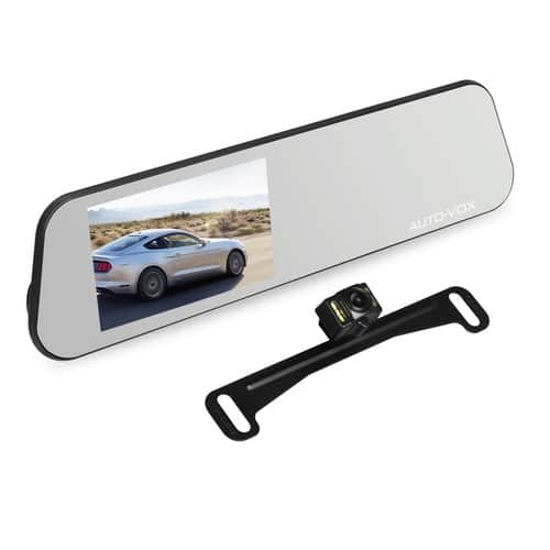 AUTO-VOX Touch Screen Dash Cam Featured with Motion Detection  $76.99 + Free Shipping @Amazon