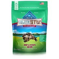 Amazon Deal: Blue Buffalo Life Protection Dog Treats $3@ Amazon ADD ON ITEM