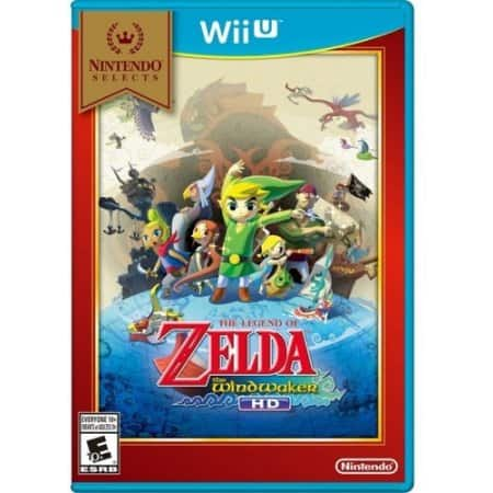 Nintendo Selects: The Legend of Zelda: The Wind Waker HD - Wii U $15