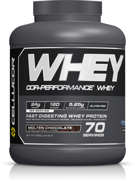 70 Servings Cellucor Whey for $34.94 + 90ct Fish Oil + 20lbs Gainer