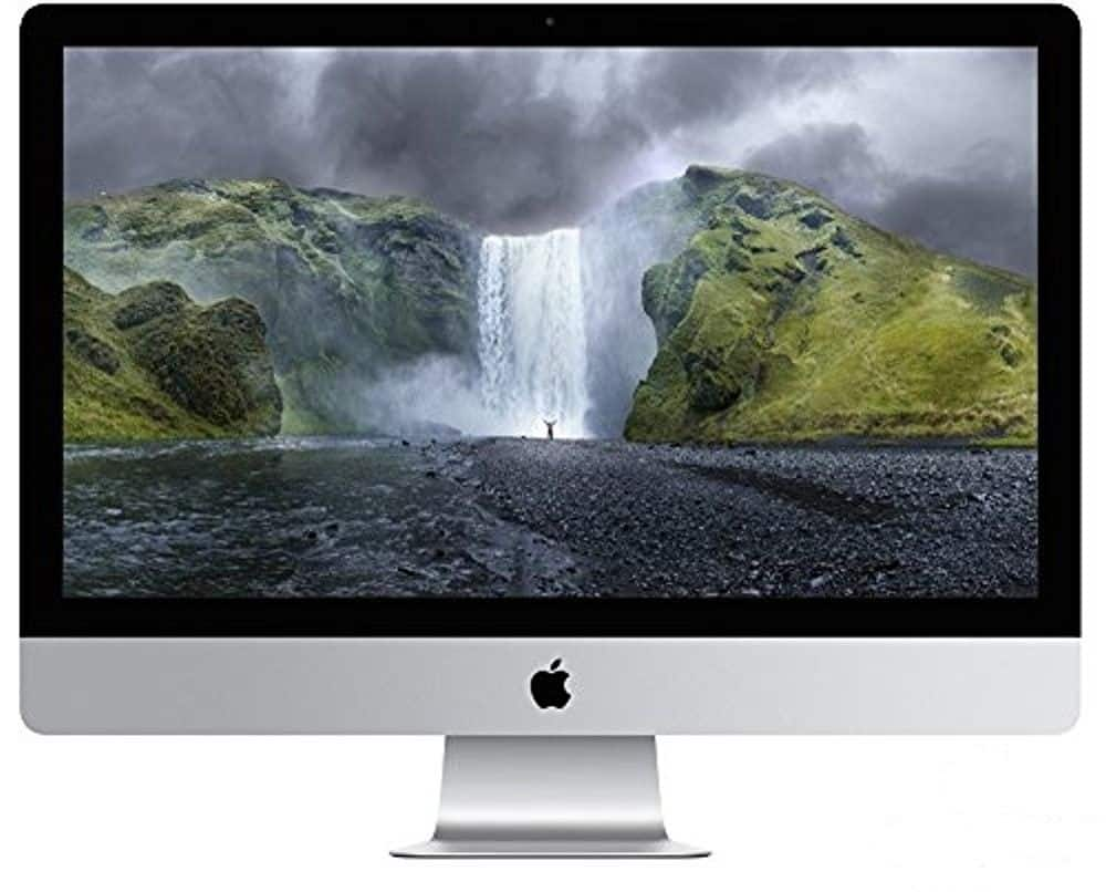 "Late 2014 27"" 5K iMac for $1149 - Certified Factory Refurbished w/ 1-Year Warranty FROM Apple!!"