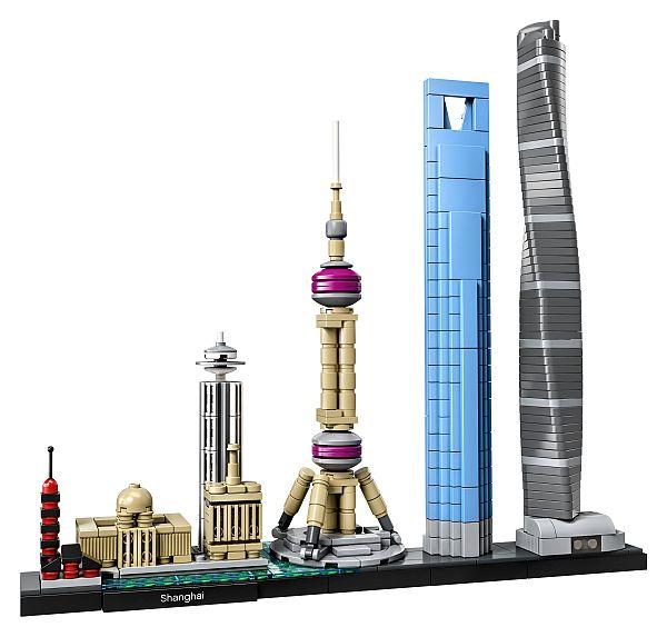 LEGO Architecture Shanghai 21039 $ 47.99 Free shipping @Walmart $47.99