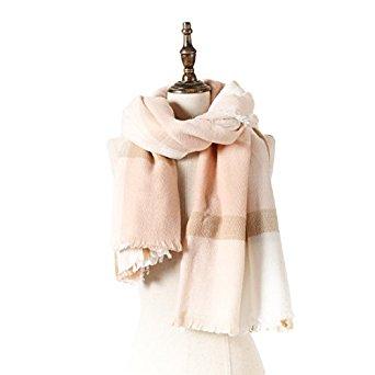 Women's Blanket Scarf $8.39+