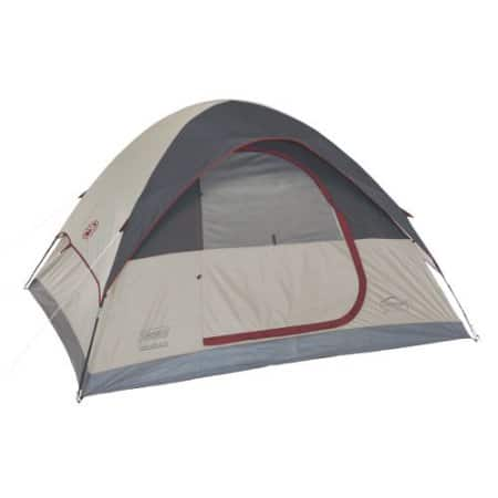 Coleman 4-Person Traditional Camping Tent $39.99
