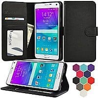 Amazon Deal: Note 5 Case, Abacus24-7 Note 5 Wallet Case $4.99 with Freeshipping