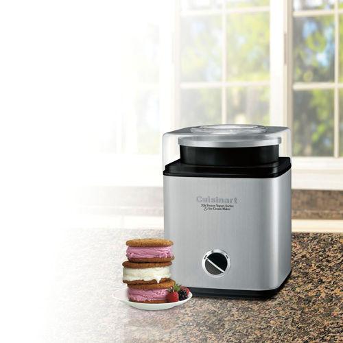 COSTCO.COM Members - $55 + FS - Cuisinart® 2-quart Ice Cream, Frozen Yogurt & Sorbet Maker