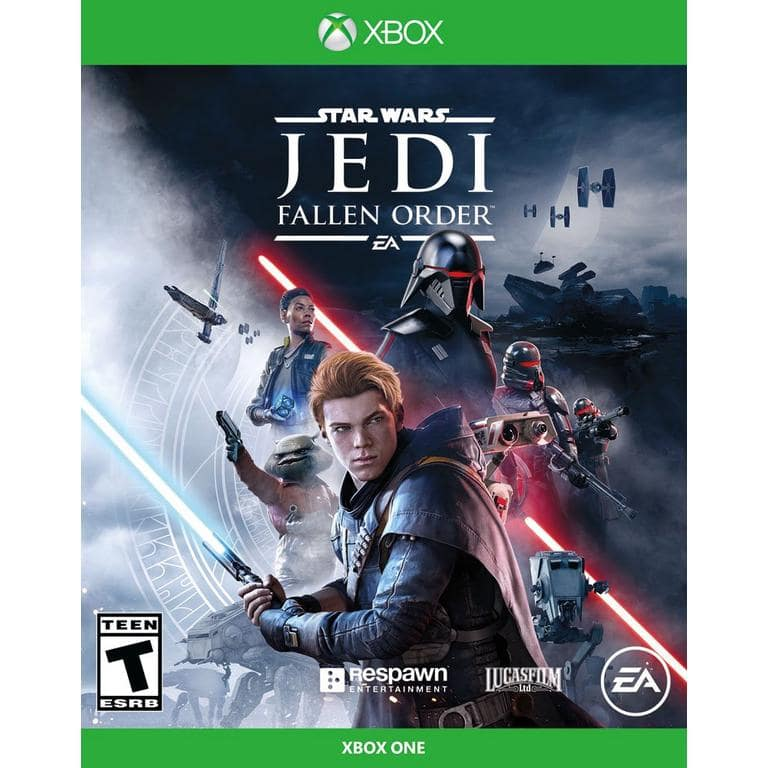 Star Wars Jedi: Fallen Order Used Xbox One or PS4 $39.99