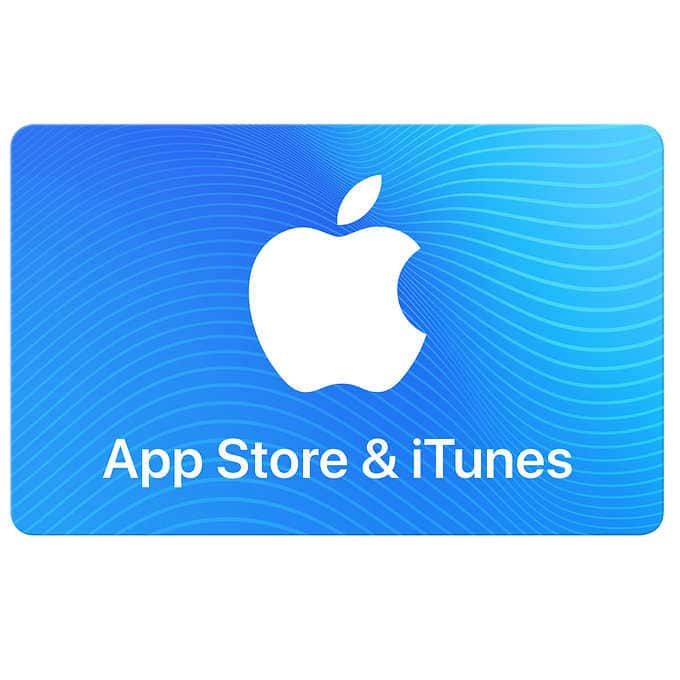 Costco Delivery From Store: Costco Members: $25 App Store & ITunes GC (Email Delivery