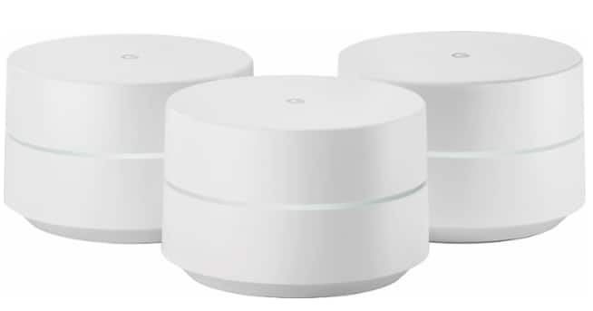 [Best Buy & Amazon] Google Wi-Fi System (3-Pack) $259.49