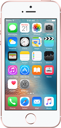 iPhone SE 32GB Silver or Rose Gold refurbished - Straight Talk - $69!