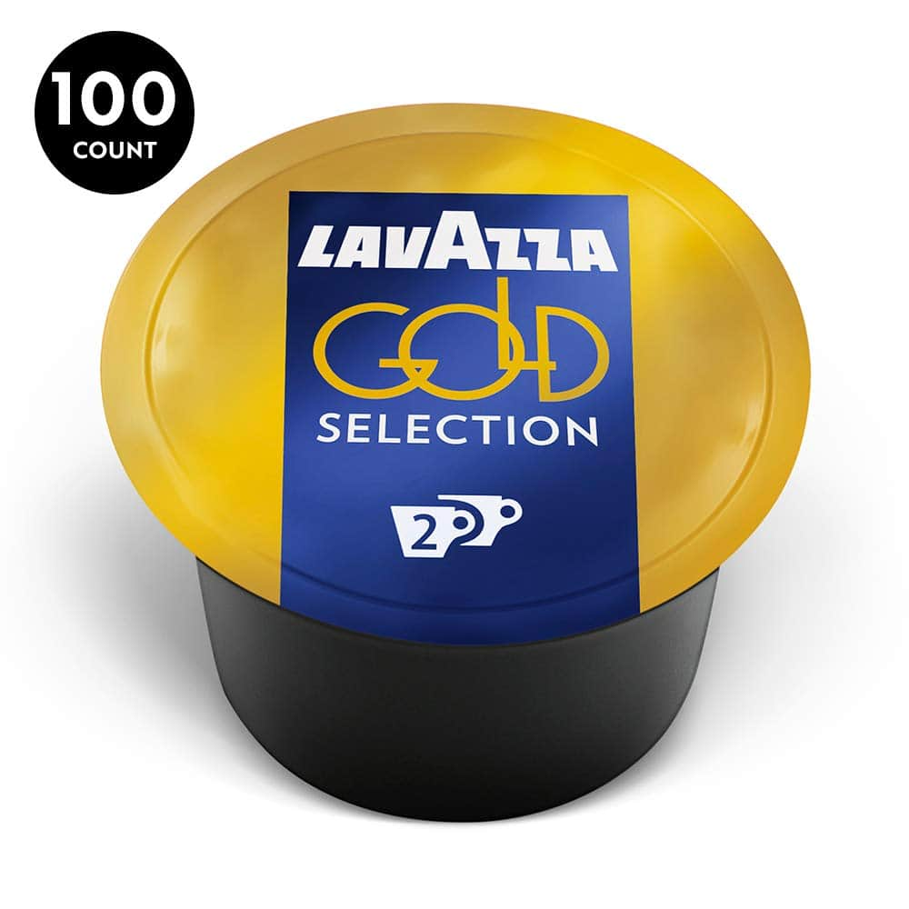 Lavazza Blue Gold Selection 2 (Double Shot) Capsules $41.52 (100 ct) Free Shipping w/ Prime