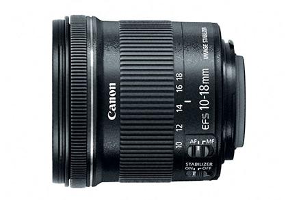 Big Sale on Canon Refurbished lenses EF-S 10-18 $189, EF-S 55-250 STM - $109.99