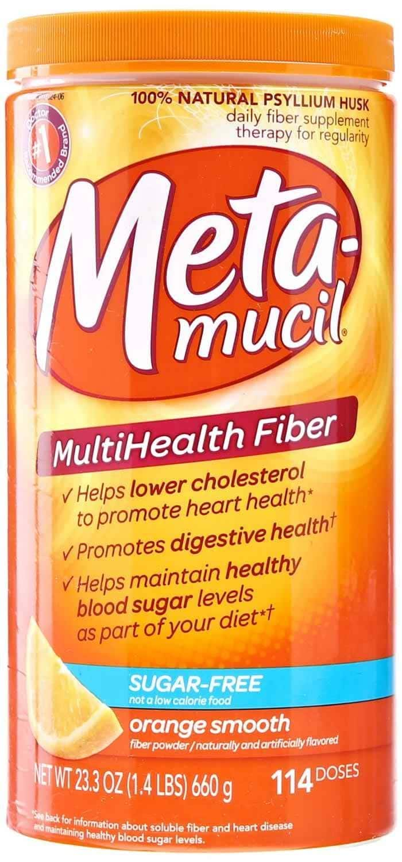 Metamucil Sugar Free Powder $15.59