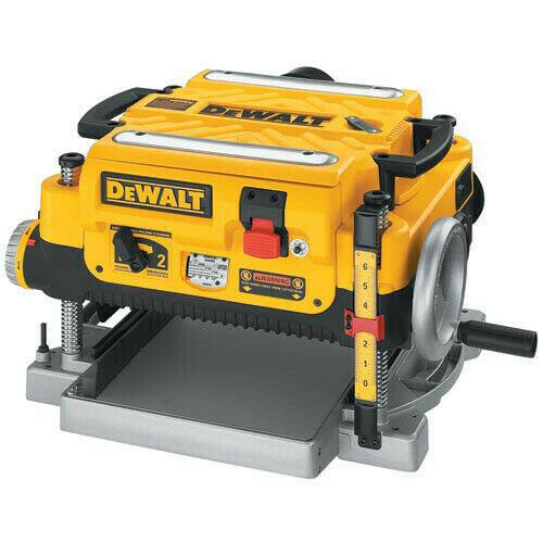 DW735X Full Thickness Planer $408