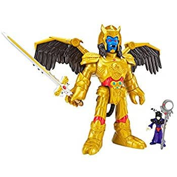 Amazon Add On Fisher-Price Imaginext Power Rangers Goldar And Rita $4.30