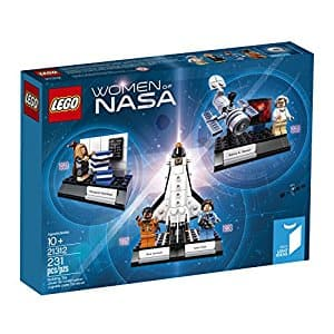 LEGO Ideas Women of Nasa 21312 Building Kit (231 Piece) $24.99 Back in stock Amazon