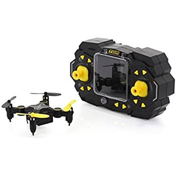 Tenergy TDR Sky Beetle Mini RC Drone with Camera Live Video, 2.4GHz FPV WiFi App Controlled Quadcopter Drone with Docking Transmitter, Auto Hovering, (Amazon) $23.99 FS with AP
