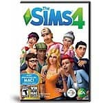 The Sims 4 PC , $27.99  bf/tax In-Store Only via Target Cartwheel