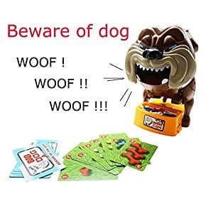 30% off Be Ware of Barking Dog Novelty Prank Bones Card Toy/Card Game Was $ 13.99 AC $13.99