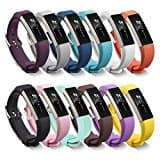 12-Pack Fitbit Alta Replacement Bands $13.05 & FS @ Amazon