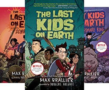 The Last Kids on Earth 1-5 Kindle Edition $16.95