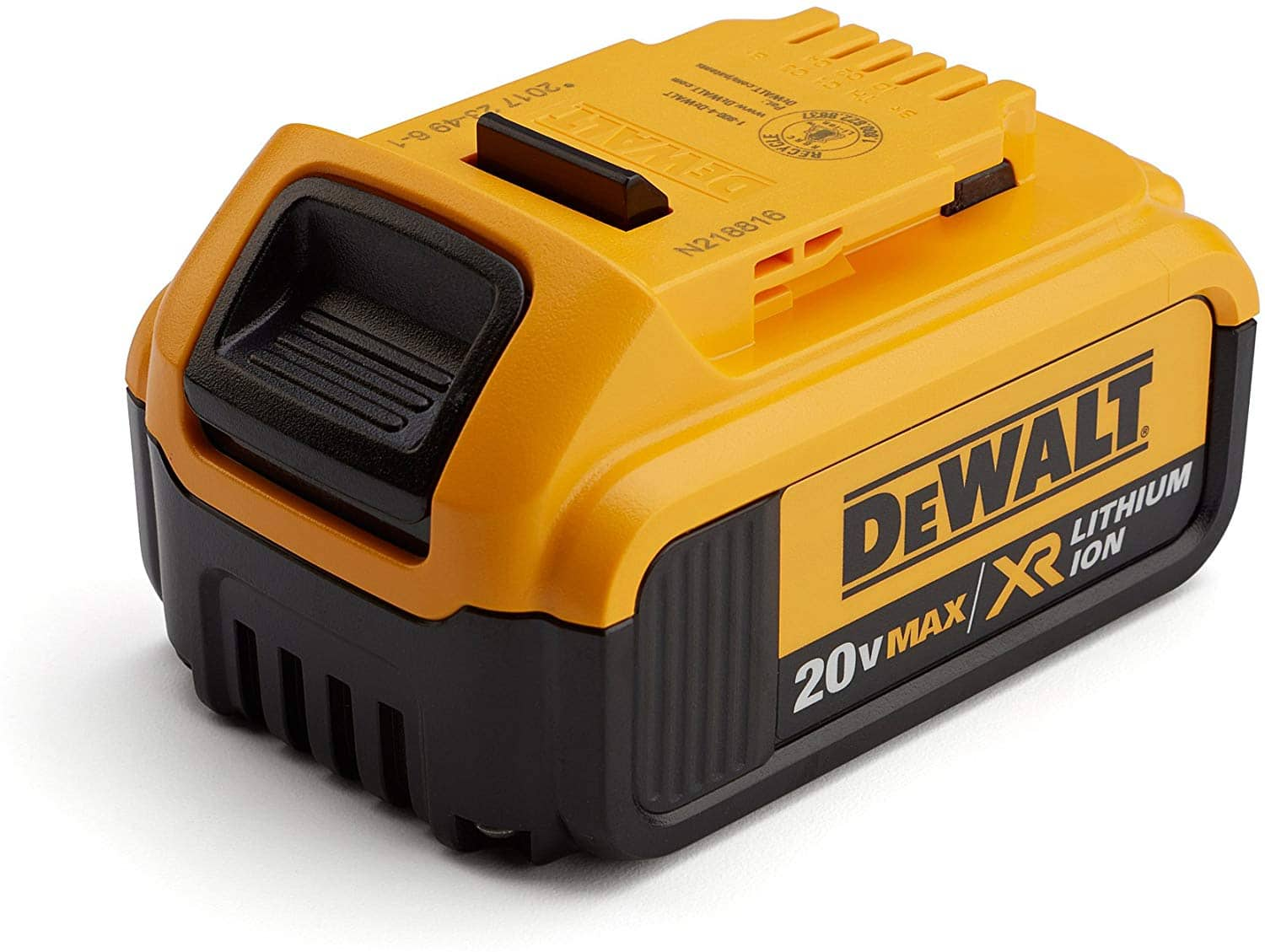 DEWALT 20V MAX Battery, Premium 4.0Ah (DCB204) $53.09 + Tax