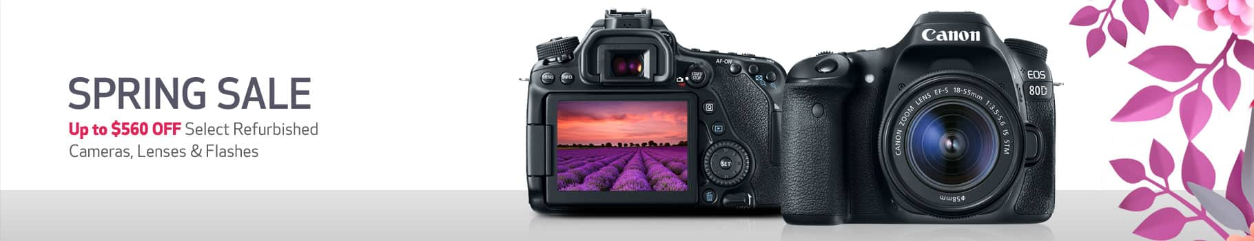 Canon REFURBISHED - EF 24–105mm f/4L IS II USM Refurbished $779