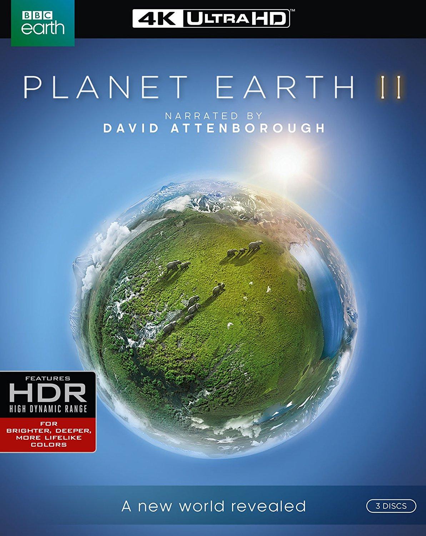 Planet Earth II 4K (New Google Express Customers/Accounts) Free Shipping $20