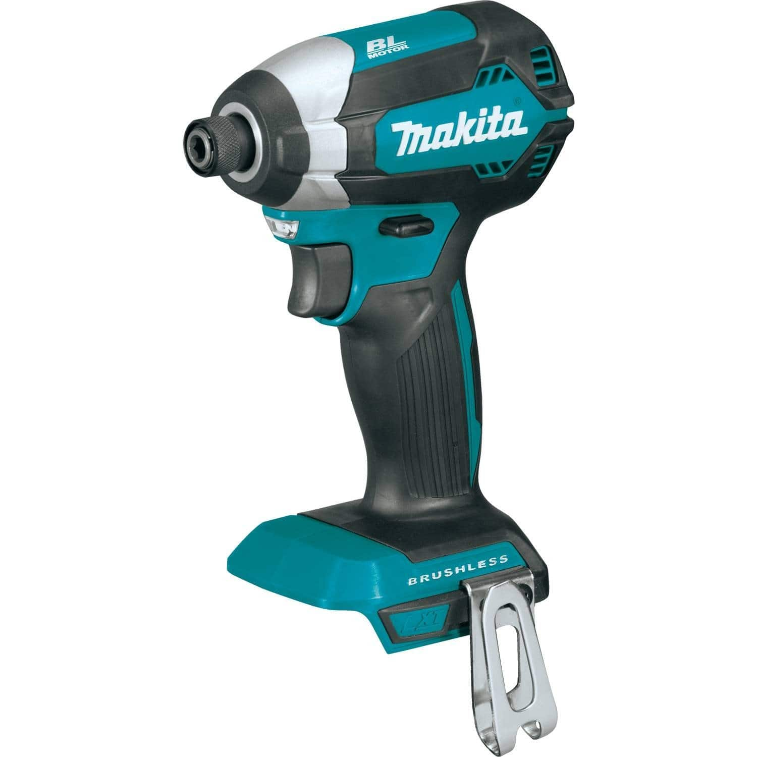 Makita 18V LXT Lithium-Ion Brushless Cordless Combo Kit (4 Piece) @ Amazon and Home Depot $236.09