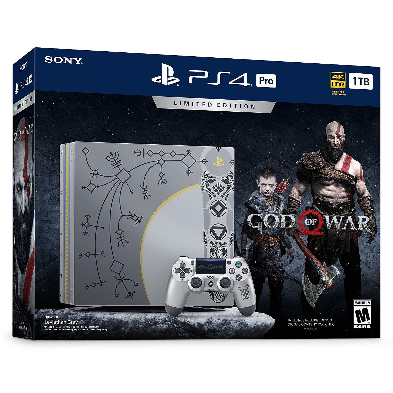 God of War Playstation 4 PS4 Bundle 399.99+tax/shipping Sam's club (Possible 15 off w/Amex Offers) YMMV