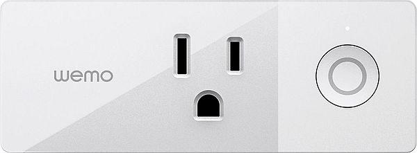 Wemo Mini Smart Plug ebay - $19.99