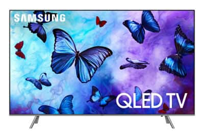 Unidays Samsung 65; Class Q6FN QLED Smart 4K UHD TV (2018) $1199