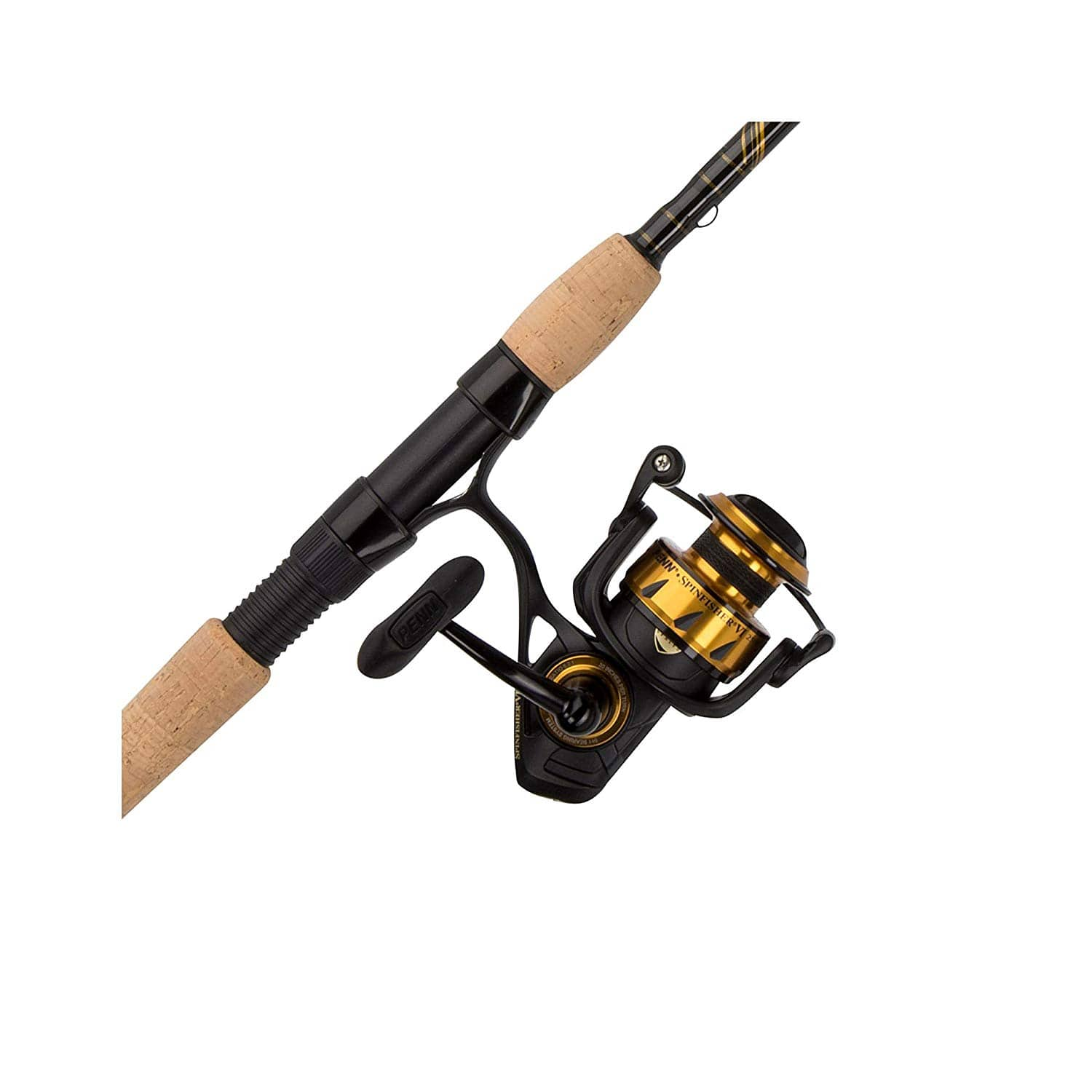 Penn Spinfisher VI Fishing Reel and Rod Combos - $135.99 and up