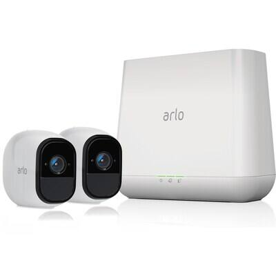 Arlo Pro Outdoor Security Camera (2-Pack) @ Lowe's - $149.99