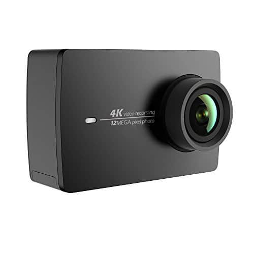 $190-YI 4K Sports and Action Video Camera (US Edition) Night Black
