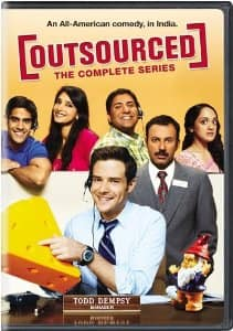 Outsourced: The Complete Series $8.49 DVD Amazon FS/Prime