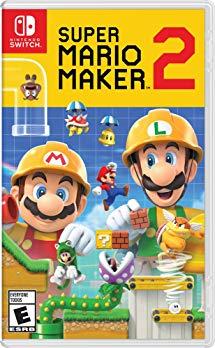 Mario Maker 2 - Nintendo Switch $51.99 on Amazon with Prime Savings
