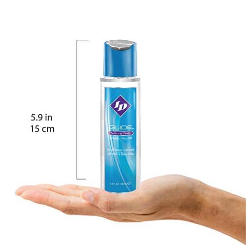 ID Glide 4.4 FL. OZ. Natural Feel Water-Based Personal Lubricant Lube $4.84